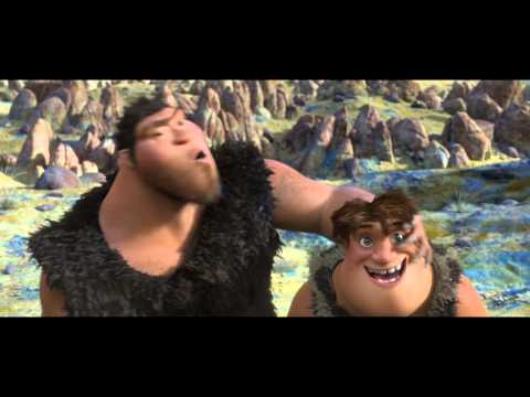 Trailer do filme Os Croods