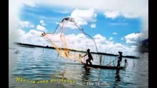 Ngâm thơ: Nhớ Con Sông Quê Hương - thơ Tế Hanh