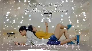 Kanne Kanne | Ayogya | Whatsapp Status Song | Aniruth Music | J.D. Creation | Download Link👇