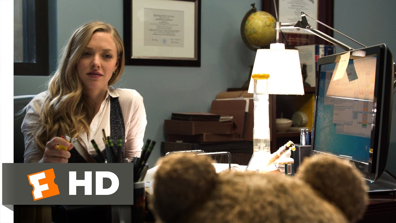 Ted 2 5 10 Movie Clip Sam L Jackson 2015 Hd Youtube
