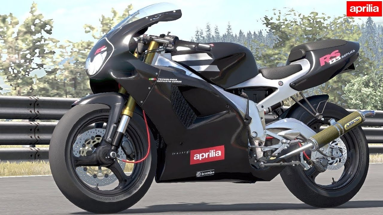 aprilia 125 rs 1998 l 39 arsouille ride 2 youtube. Black Bedroom Furniture Sets. Home Design Ideas