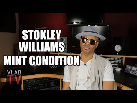 Mint Condition's Stokley Williams on