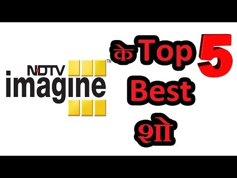 NDTV Imagine's Top 5 Best Shows