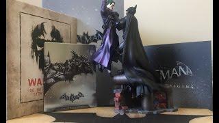 UNBOXING BATMAN ARKHAM ORIGINS | PS3 | COLLECTORS EDITION
