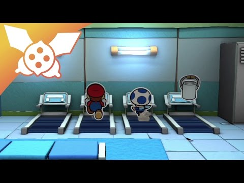 [LP] Paper Mario Color Splash #22 : Infiltration dans le Fort Cobalt