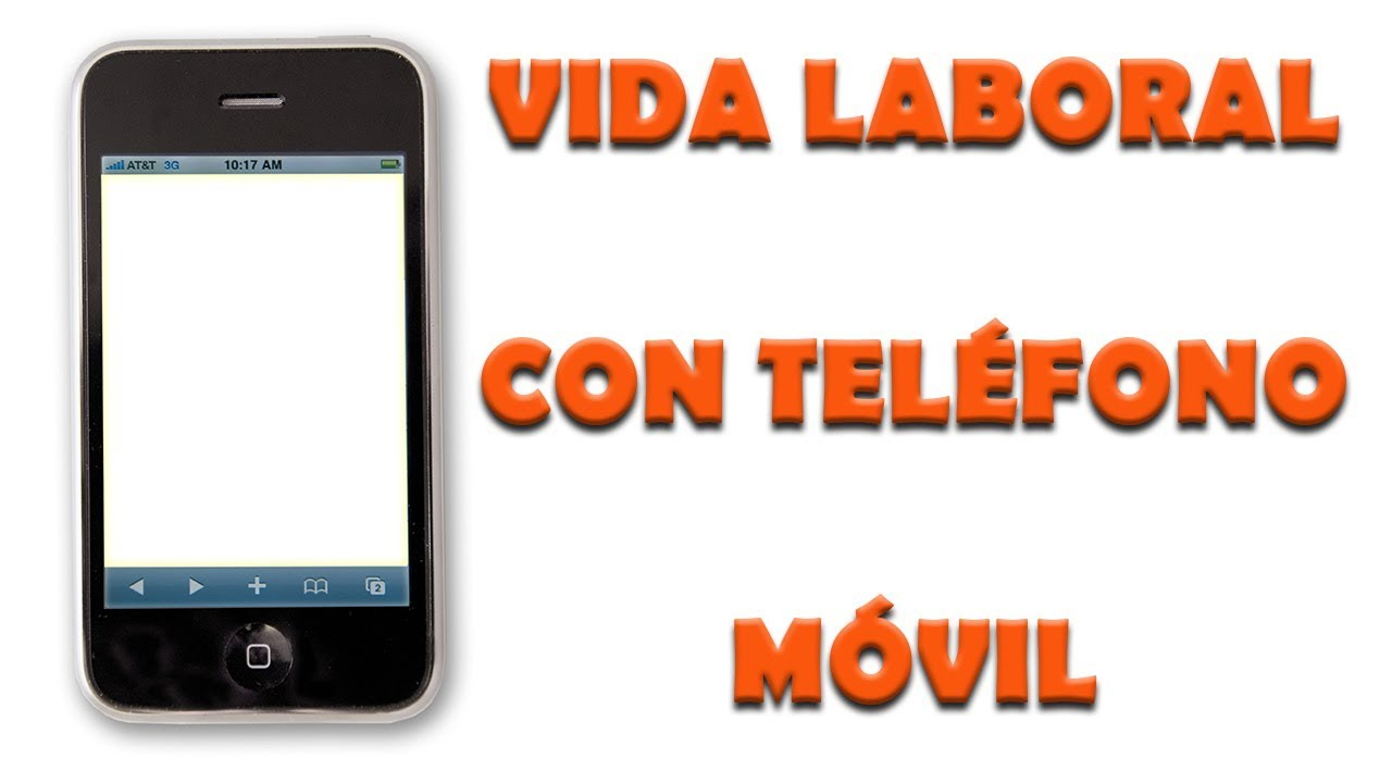 Obtencion Vida Laboral Desde Un Telefono Movil Youtube