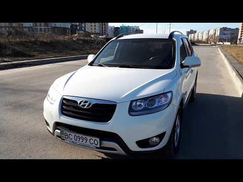 Фото к видео: Честный отзыв владельца Hyundai Santa Fe FL 2.2 CRDI diesel 197 h.p. 2011 - 2012 года выпуска.