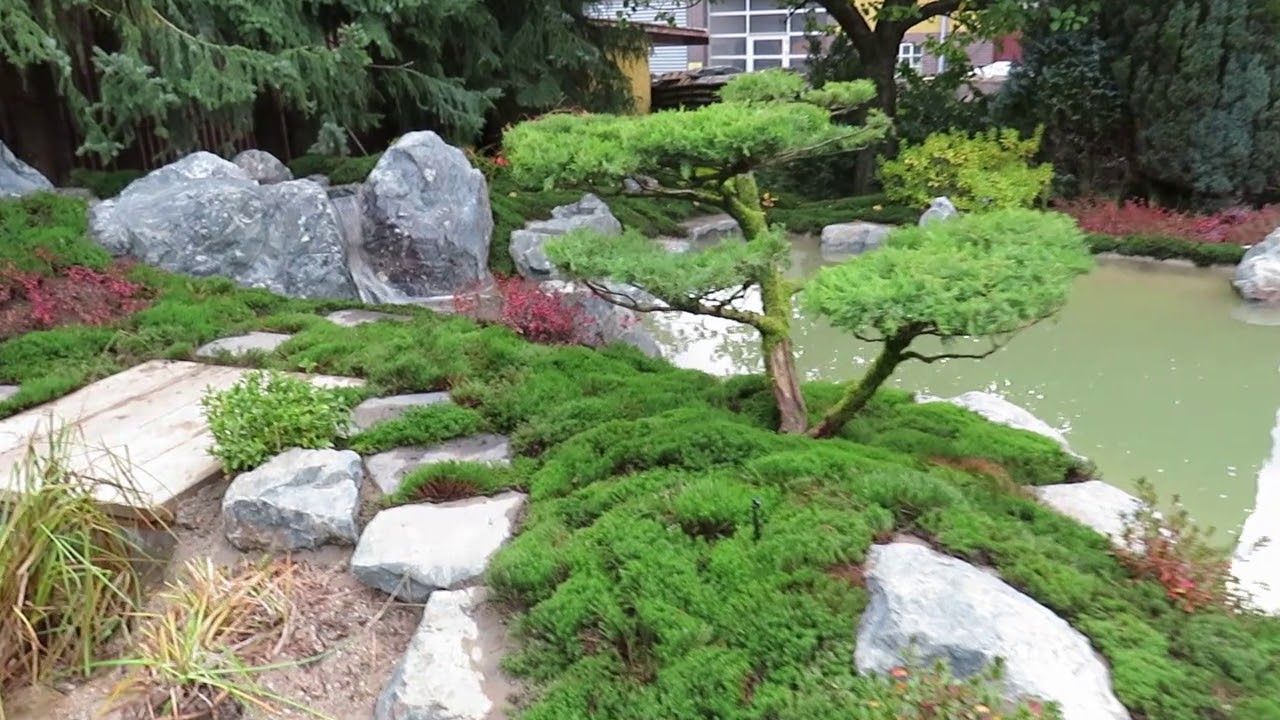 Japanese Garden Design Zen
