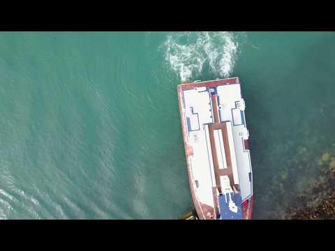 A TOUR OF OUR ISLAND HOME | HERM ISLAND
