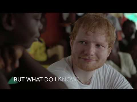 Red Nose Day Featuring Ed Sheeran - What Do I Know [Lyrics HD]