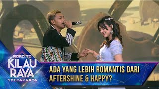 Duet Romantis Aftershine Dan Happy Asmara Aku Ikhlas Road To Kilau Raya Yogyakarta MP3