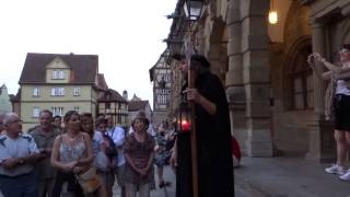 Der Nachtwächter von Rothenburg ob der Tauber