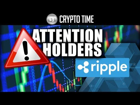 A MESSAGE TO ALL RIPPLE HOLDERS ( YOU NEED TO HEAR THIS )