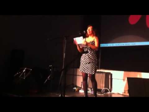 Ladies of the Press* live poetry at Pesničenje, Belgrade