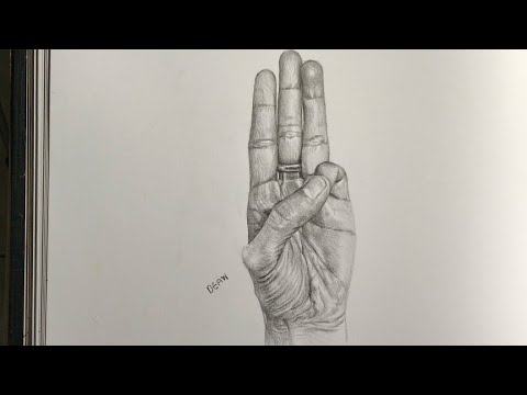 Why do you need to practice hand drawing from The Hunger Games movie?  This clip has answers.