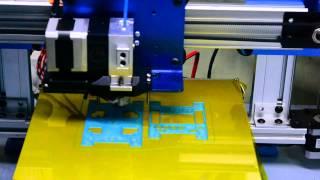 Ordbot Hadron Printing At 180mm