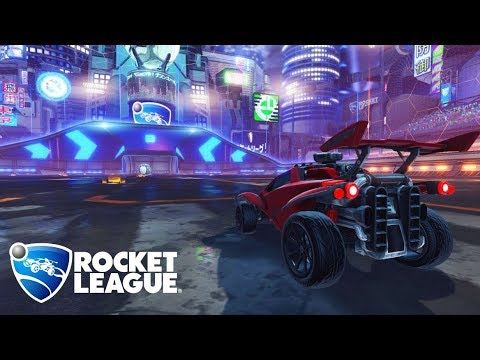 My craziest game of Rocket League so far thumbnail