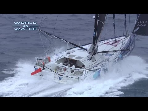 World on Water Vendee Globe Report Dec 01 16 Landmark French
