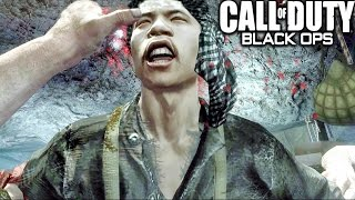 Call of Duty Black Ops Gameplay Brutal Mission Veteran
