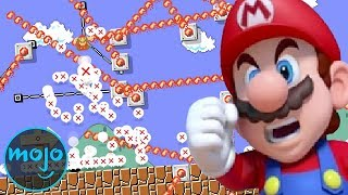 Top 10 Hard Super Mario Maker 2 Levels
