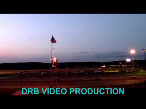 Marion Center Speedway 8/26/17 Steel Block Limited Late Model Heat 1 OF 2