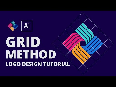 Random Logo Design Tutorial Using Grid Method thumbnail