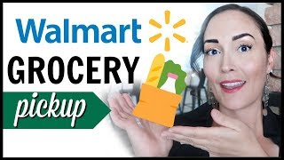 💸HOW TO USE + SAVE MONEY WITH WALMART ONLINE GROCERY PICKUP ● SAVING MONEY ON GROCERIES REVIEW