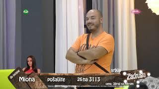 Zadruga 3   Miljana želi Da Sazna Kog Je Opredeljenja Mirko Gavrić   13.09.2019.
