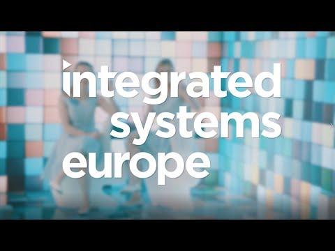 Integrated Systems Europe 2020   11-14 February 2020, RAI
