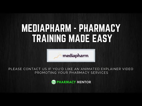 MediaPharm - The All-in-One Online Training Solution for Pharmacy Businesses