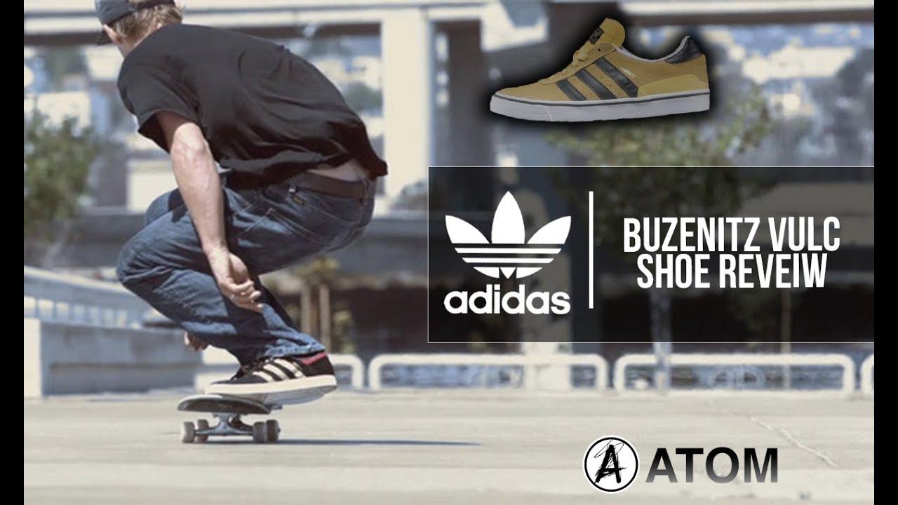 800f3fa943 Shoe Review  Adidas Busenitz Vulc - YouTube