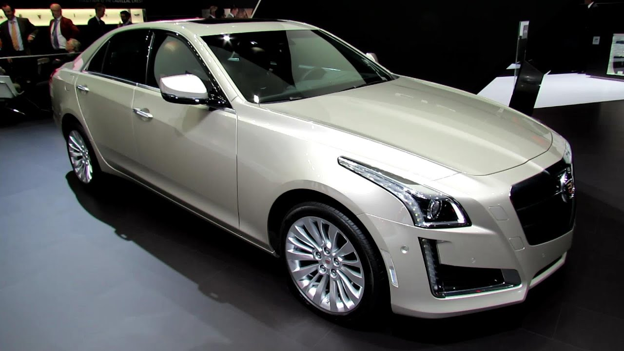 2014 Cadillac CTS 4 Premium AWD 20T Exterior And