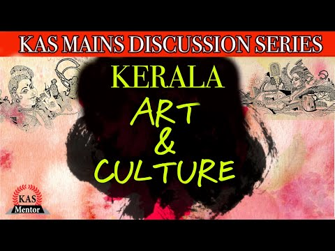 KAS MAINS ANSWER DISCUSSION SERIES - KERALA ART AND CULTURE
