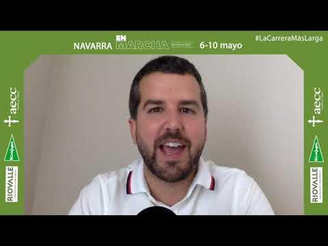 Salida AECC Navarra #LaCarreraMásLarga