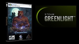 STEAM GREENLIGHT - Witanlore: Dreamtime