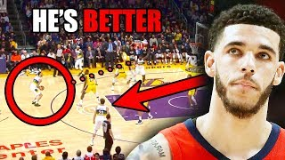 The REAL Reason Why Lonzo Ball Is Playing BETTER In The NBA (Ft. A New Shot & Zion)