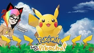 5th badge?! ~ ♥ Let's go Pikachu ♥ pt 10 -Live Stream!! (on Switch)