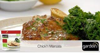 Chick'n Marsala
