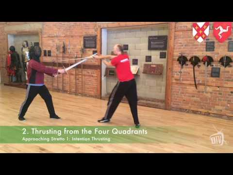 Intention Thrusting - Longsword 2a