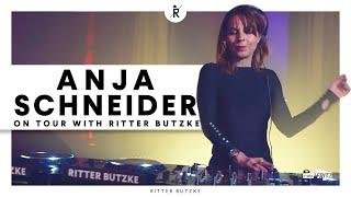 Anja Schneider on tour with Ritter Butzke | at Admiralspalast Berlin