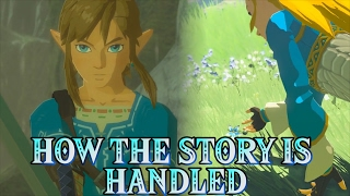 Zelda: Breath of the Wild - How The Story Is Handled