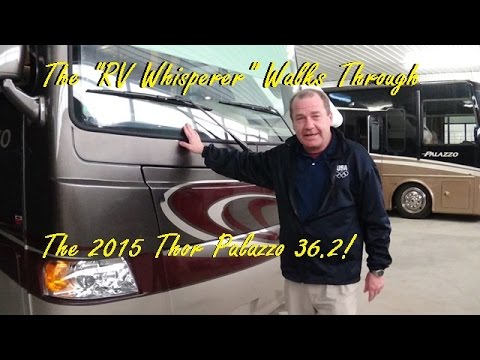 2015 Thor Motor Coach Palazzo 36 2 At Total Value Rv
