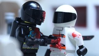 Lego Stop Motion Fight Animation
