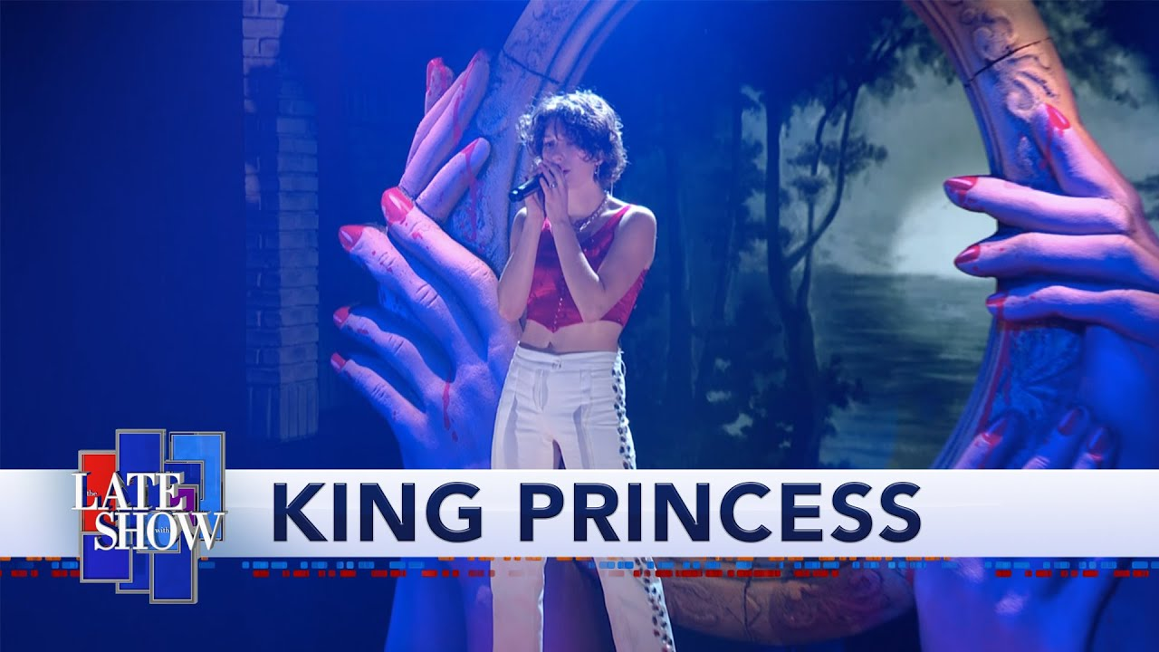 King Princess Takes Over 'Saturday Night Live,' Fans React To ...