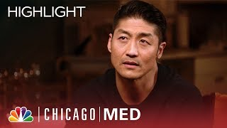 Ethan Meets His Nephew - Chicago Med (Episode Highlight)