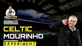 Jose Mourinho as Celtic Manager - Football Manager Experiment