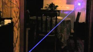 RGB Laser With Fog