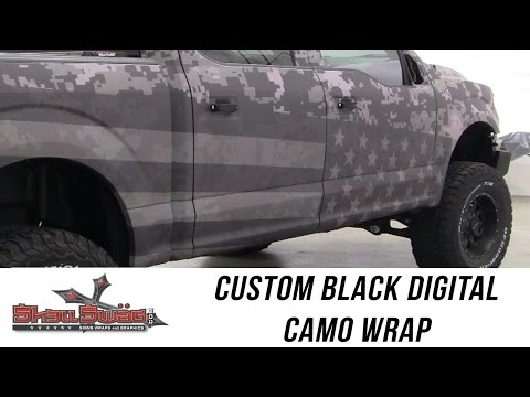 Awesome Realtree Camo Truck Wraps Doovi