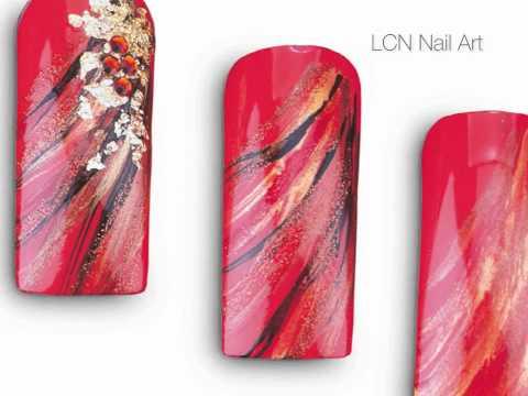 Nail art LCN Naglar