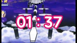 짜마 블럭헬 리턴즈 1분 37초 테일즈런너 테런